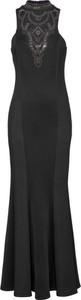 Sukienka bonprix BODYFLIRT boutique maxi z golfem