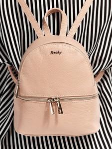 Różowy plecak Rovicky