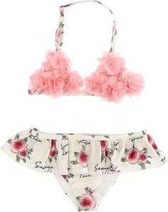 Różowy strój kąpielowy Monnalisa