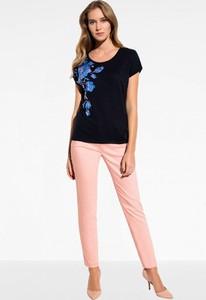 Różowa bluzka l'af