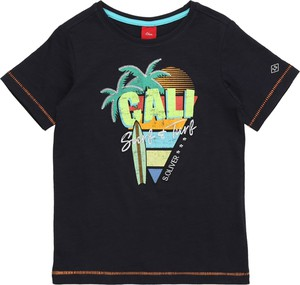 Koszulka dziecięca S.Oliver z krótkim rękawem