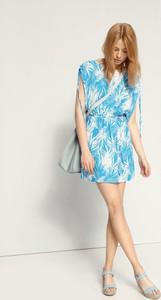 Błękitna sukienka Top Secret