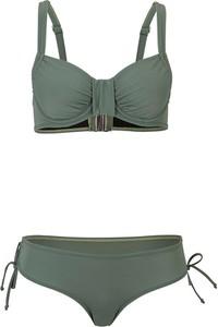 Zielony strój kąpielowy bonprix