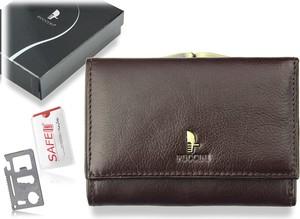 2ed002c76e344 portfel damski puccini - stylowo i modnie z Allani