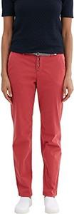 Czerwone spodnie edc by Esprit