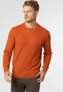 Pomarańczowy sweter Andrew James