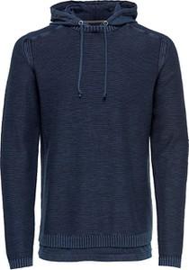 Niebieski sweter Only&sons