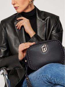 Czarna torebka Liu-Jo na ramię