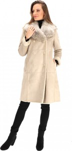Płaszcz Rino & Pelle z tkaniny w stylu casual