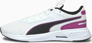 Buty sportowe Puma z zamszu sznurowane z płaską podeszwą