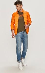 Pomarańczowa kurtka Brave Soul