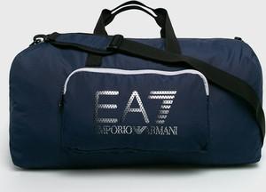 Torba sportowa EA7 Emporio Armani w sportowym stylu