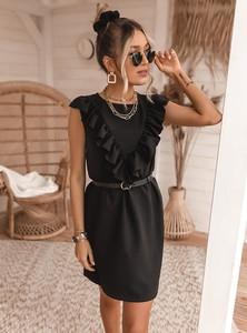 Sukienka SELFIEROOM mini w stylu casual z bawełny