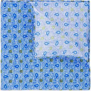 Niebieska poszetka LANCERTO