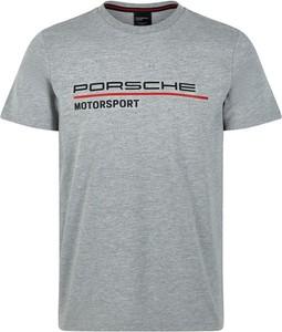 T-shirt Porsche Motorsport z krótkim rękawem z bawełny