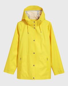 Żółta kurtka Gant w stylu casual