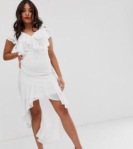 Sukienka Tfnc Petite z krótkim rękawem
