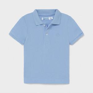 Niebieska koszulka dziecięca Mayoral