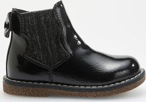 b2063c97cbab8 sztyblety czarne lakierowane - stylowo i modnie z Allani