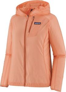 Pomarańczowa kurtka Patagonia w sportowym stylu