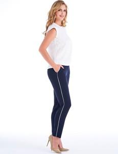 Spodnie POTIS & VERSO z jeansu
