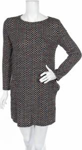 Sukienka Uniq mini z długim rękawem z okrągłym dekoltem
