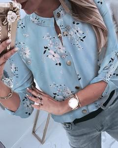 Niebieska koszula Kendallme z bawełny
