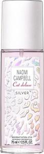 Naomi Campbell, Cat Deluxe Silver, dezodorant naturalny, spray, 75 ml