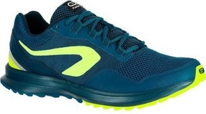Zielone buty sportowe Kalenji