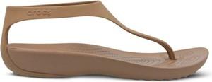 Sandały Crocs z klamrami