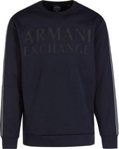 Granatowa bluza Armani Jeans