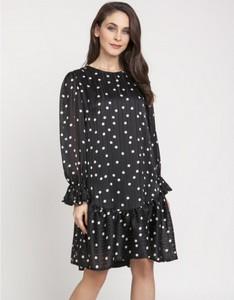Czarna sukienka Milena Płatek