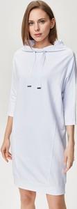Sukienka FEMESTAGE Eva Minge z bawełny w stylu casual mini