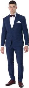 Niebieski garnitur Lassar