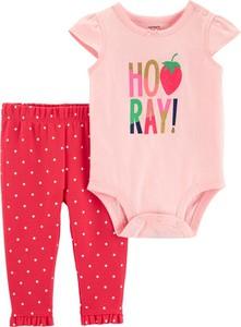 Body niemowlęce Carter's w groszki
