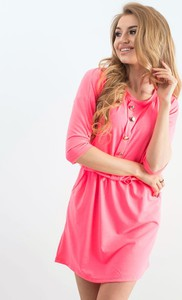 Sukienka Sheandher.pl z długim rękawem mini