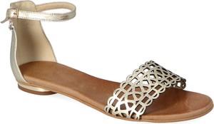 Sandały Lewski shoes w stylu casual