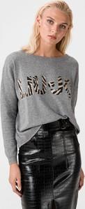 Sweter Liu-Jo z bawełny