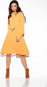 Żółta sukienka Lemoniade