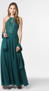 Zielona sukienka Luxuar Fashion