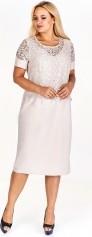 Sukienka Elli z krótkim rękawem