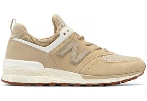 Brązowe buty New Balance 574