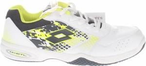Buty sportowe Lotto z płaską podeszwą sznurowane