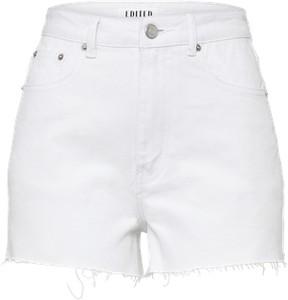 Szorty EDITED w wakacyjnym stylu z jeansu
