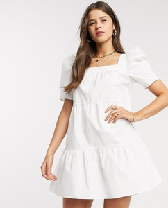 Sukienka Fashion Union koszulowa mini