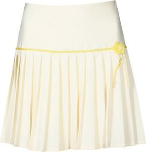 Spódnica Fokus w młodzieżowym stylu z tkaniny
