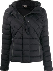 Czarna kurtka Colmar w stylu casual