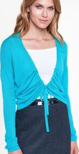 Błękitny sweter l'ame de femme