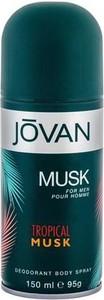 Jovan Tropical Musk Dezodorant M 150 ml