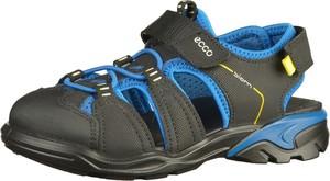 Buty dziecięce letnie Ecco sznurowane